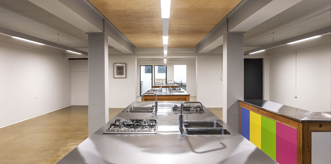 110Beam Seaforth Primary School Kliksystems Australia Architectural Linear Lighting