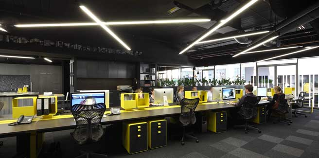 Ellivo Architects Office  KLIK Systems